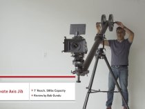 Cinevate Axis Jib Review from Bob Gundu