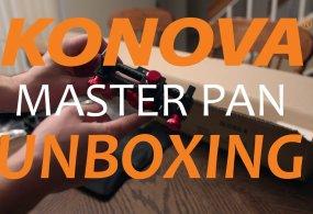 Konova Master Pan // Unboxing Video from Matt Johnson @ WhoIsMatt.com