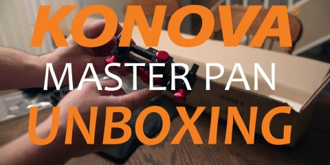 Konova Master Pan // Unboxing Video from Matt Johnson @ WhoIsMatt.com
