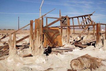 "LIBEC NEW STYLE TRIPOD SYSTEM ""ALLEX S KIT"" / JOSHUA TREE, CALIFORNIA"