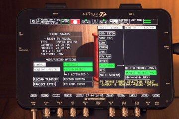 Odyssey7Q+ GH4 Setup Video