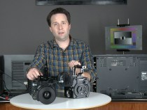 Panasonic VariCam Camera Tour: Part 1 – Design, and Part 2 – Menus & Settings from AbelCine