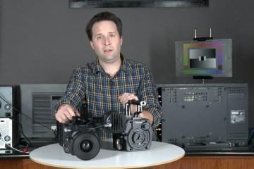 Panasonic VariCam Camera Tour: Part 1 – Design from AbelCine