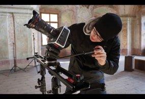 PROAIM ZEAL camera slider