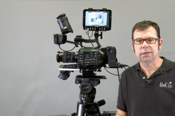 Recording RAW with the Sony FS7 Camera and XDCA-FS7 Extention from AbelCine