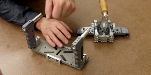 Satin Camera Cage for Small Cameras from MYT WORKS