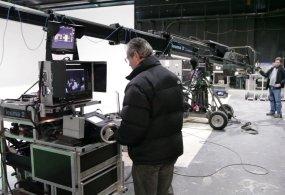 Take4D – Real Time Virtual Studio – Louma 2 Crane from Richard Widgery