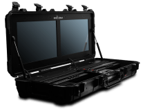 WiCam CARBON duo is a Multi-functional Portable Recorder and Playback System Times 2