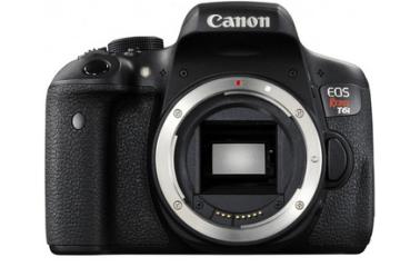 Canon EOS Rebel T6i DSLR Camera