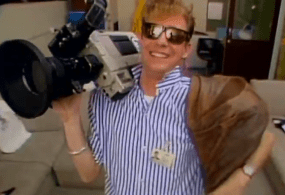 Throwback Thursday Part 2 The Aussie News Cameraman 1987 Style