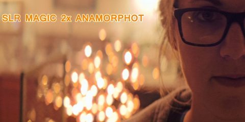 SLR Magic 2x Anamorphot low light & Macro Bokeh 2.66 – OM 50mm 1.4 GH4 4K Tests