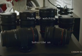 Testing Samyang Lens Collection on a Sony FS7 Camera With a Smidge of Colour Correcting