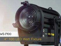 White Star LED Fresnel Lights from ikan