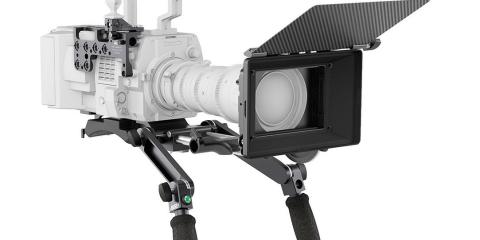 ARRI PCA Panasonic VariCam 35 and HS Camera