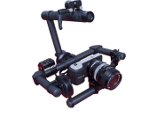GyroSpeed 2-Axes Gyro Camera Stabilizer for BMPCC, Panasonic GH4, Sony A7S Cameras