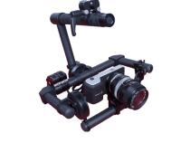 GyroSpeed 2-Axes Gyro Camera Stabilizer for BMPCC, Panasonic GH4, Sony A7S Cameras