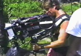 """Jim Muro 2014 SOC Historical Shot Award for """"The Mighty Quinn"""" Zipline Steadicam Shot"""