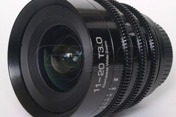 The G.L Optics 11-20 T3 Super Wide-angle PL Mount