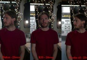 Lens Test: Cooke S4 & Panchro, Canon K35 Super Speed, Super Baltar, Zeiss Super Speed & Standard Speed