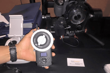 DJI Follow Focus Prototype