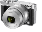 Nikon 1 J5 Interchangeable Lens Camera Shoots 4K
