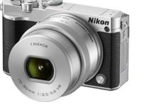 Nikon 1 J5 Interchangeable Lens Camera Shoots 4K
