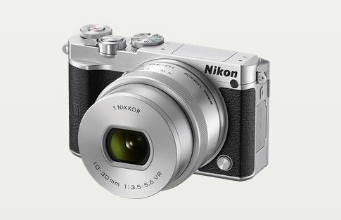 Nikon 1 J5 Camera