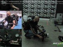 Letus Helix Gimbal With Exoskeleton + ARRI Alexa + ARRI Lens Motors & ARRI Cine Lens