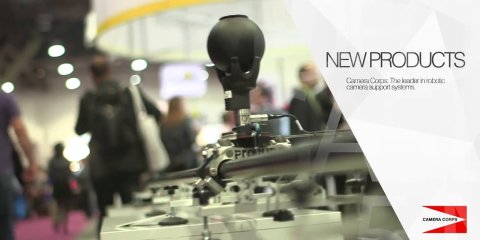 NAB 2015: a Run Through of Camera Corps Products