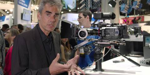 NAB 2015: ARRI SMB-2 For Panasonic VariCam, Sony FS7 and Canon C300 Mark II Cameras