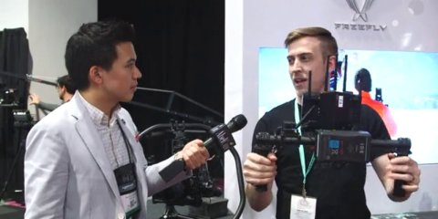 NAB 2015: The Freefly Systems MIMIC from AbelCine