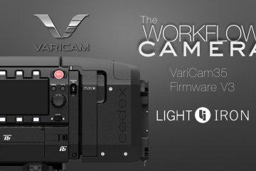 In-Camera Dailies with the Panasonic VariCam Camera from Light Iron
