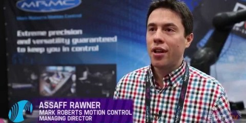 Mark Roberts Motion Control at NAB 2015