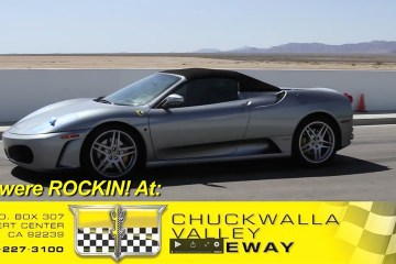 A Day At Chuckwalla Valley Raceway Using Dual Shotguns for Stereo Audio For Video