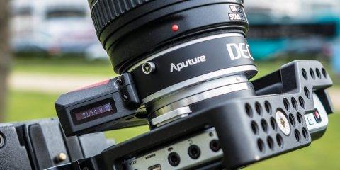 Aputure DEC Review Wireless Follow Focus & Iris Control from Fenchel & Janisch