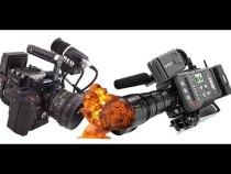 ARRI Amira Camera Vs Red EPIC Dragon Camera: 4K Shootout The Resolution Test