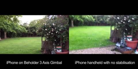 Beholder Smart Phone 3 Axis Gimbal from David Ferrone