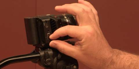 Blackmagic Micro Cinema Camera & Micro Studio Camera from Rick Young