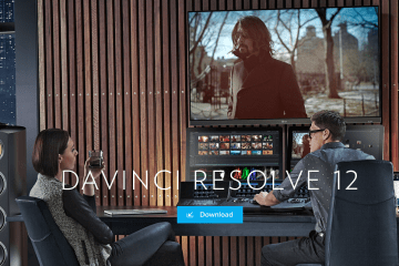 DaVinci Resolve 12 is Out