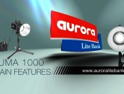 Aurora Lite Bank LUMA 1000 Battery Pack Kit Review from Frank Suero