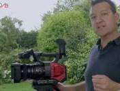 Panasonic DVX200 4K Camera First Look from Holdan Limited