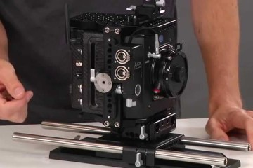 Wooden Camera ARRI Alexa Mini Camera Adapter Boxes