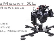 RigMount XL for Gimbal Mounting