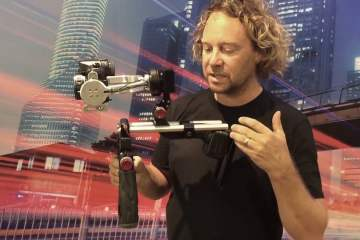 Sneak Peek SHAPE ISEE Rig Is One Hella Hybrid Camera Rig