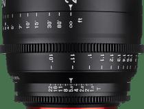 XEEN Cinema Lenses from Samyang