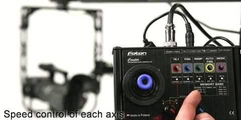 Koliber Pan/Tilt Head Features Overview from Foton Accessories