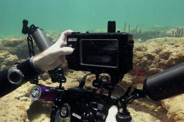 Nauticam NA-502 Underwater Housing for SmallHD 501 & 502 Monitors