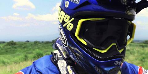 Panasonic AG-DVX200 4K Camera A Day in life… Motorbikes