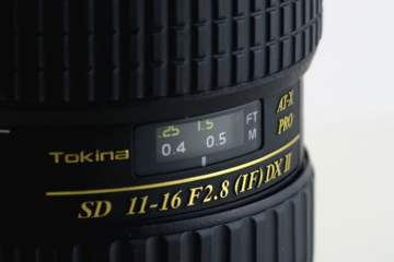 Tokina AT-X 11-16mm F/2.8 PRO-II DX Lens Introduction