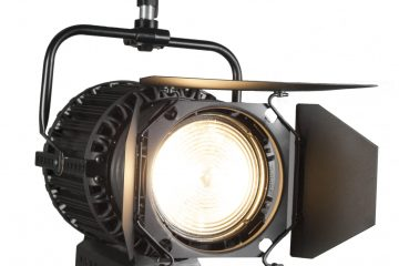 Zylight Silent Fresnel LED Light